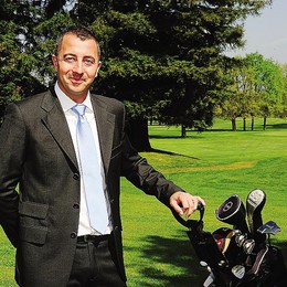 A Villa Erba torna il golf  E gli americani