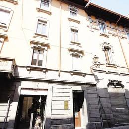 Lecco, sotto sequestro   casa Formigoni in città
