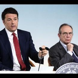 Fisco,stima taglio tasse 45mld in 3 anni