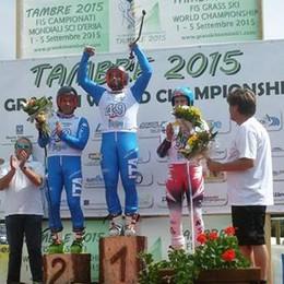 Un incredibile Mattia Arrigoni  Si laurea campione del Mondo