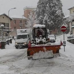 Prima neve in Lombardia  Precipitazioni sopra i 600 metri