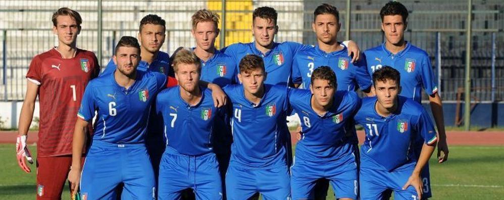 Europei Fase Elite per Under 19  In campo il galbiatese Locatelli