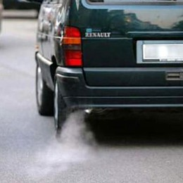 Cesana batte lo smog sulla strada  Nessuna come lei in tutta la Provincia