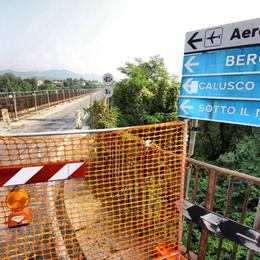 Ponte di Paderno chiuso  Toninelli dice sì al commissario