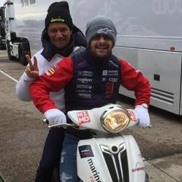 """Ezio """"Randy"""" Gianola in Moto2  Sarà la mente di Romano Fenati"""