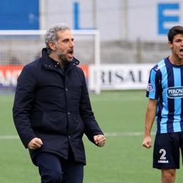 Gaburro chiama i tifosi:   «Domenica venite allo stadio»