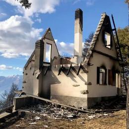 Il disastroso incendio di Sorico  Due giovani a processo tra un anno
