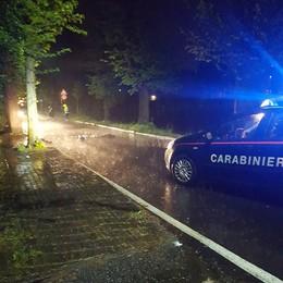 Tragedia nella notte a Imbersago  Morto il ragazzo caduto dalla moto