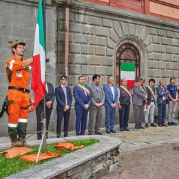 Alle emergenze ci pensano gli Alpini  Patto con il municipio fino al 2025