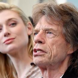 Mick Jagger da Cernobbio  alla laguna per Capotondi