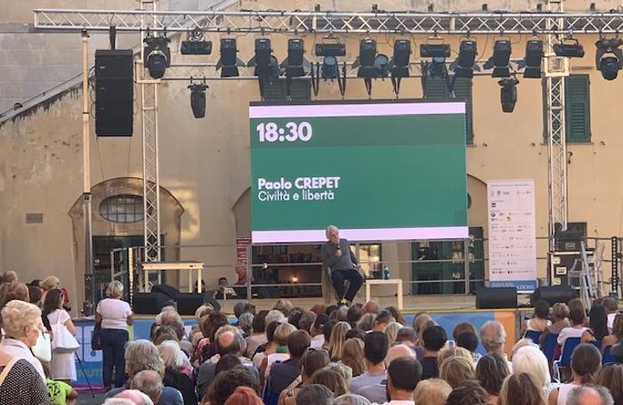 L'incontro con Paolo Crepet