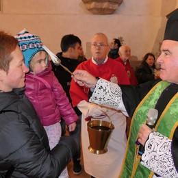 Sant'Antonio, successo a Erba  La festa incanta i bambini