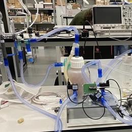 Elemaster pronta a produrre i ventilatori per terapia intensiva