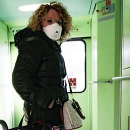 Coronavirus: su aerei  e treni con la mascherina