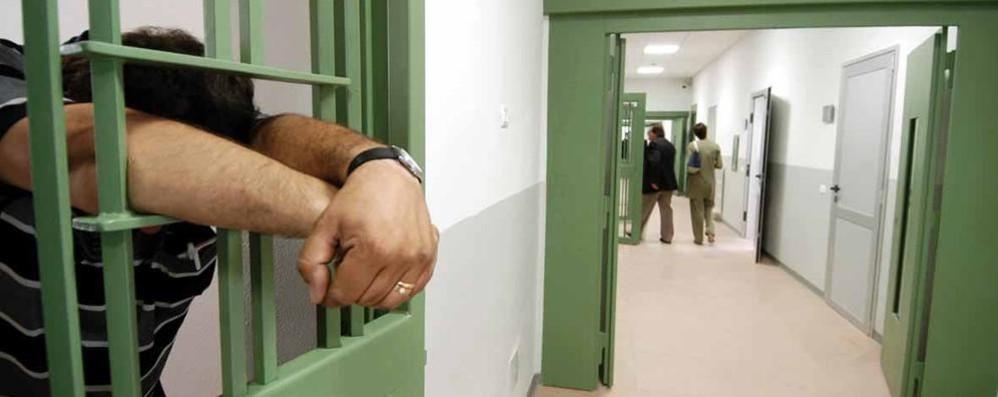 Virus a in carcere  trasferiti 14 detenuti  Ma contagi in calo