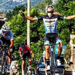 """Luca scala l'Everest   per diventare """"Pro"""""""