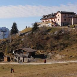 Bobbio, il grido di rifugi e ristoranti  «Senza la cabinovia, lavoro a picco»