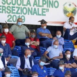 Lecco. Alpini in assemblea allo stadio   «Ritrovarci, grande emozione»