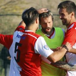 Casatese, grande vittoria  L'Olginatese perde 3-4