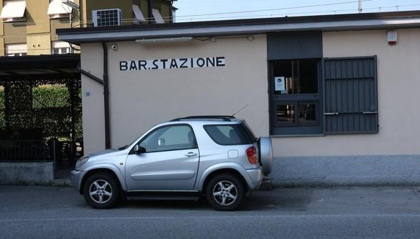 Vercurago, Spaccata al bar stazione  «Questo è il ventiquattresimo furto»