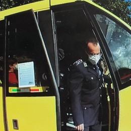 Olginate, bullismo sullo scuolabus  I sindaci: «Se continua, fine corsa»
