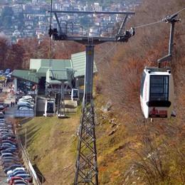 Piani di Bobbio, sabato riparte la funivia  In cabina sei passeggeri invece di dodici