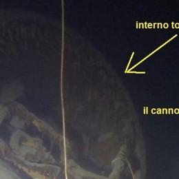Valmadrera, Il carro armato nel lago   ispira anche Forbes