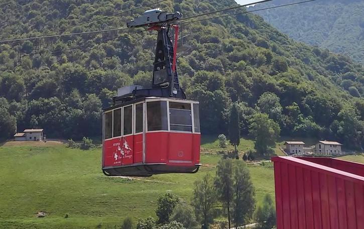 Nuovi impianti, parcheggi e collegamenti  Rilancio dello scii in Valsassina