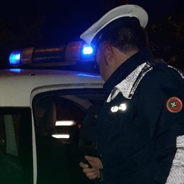 Olginate, senza patente eredita un'auto  Fermato: cinquemila euro di multa