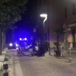 Calolzio, Botte al fidanzato e ai militari, giovane arrestata