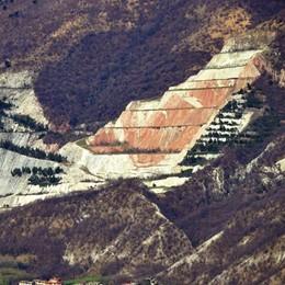Cava Alpetto, sopralluogo con la Regione  La Pc Project punta a un polo energetico