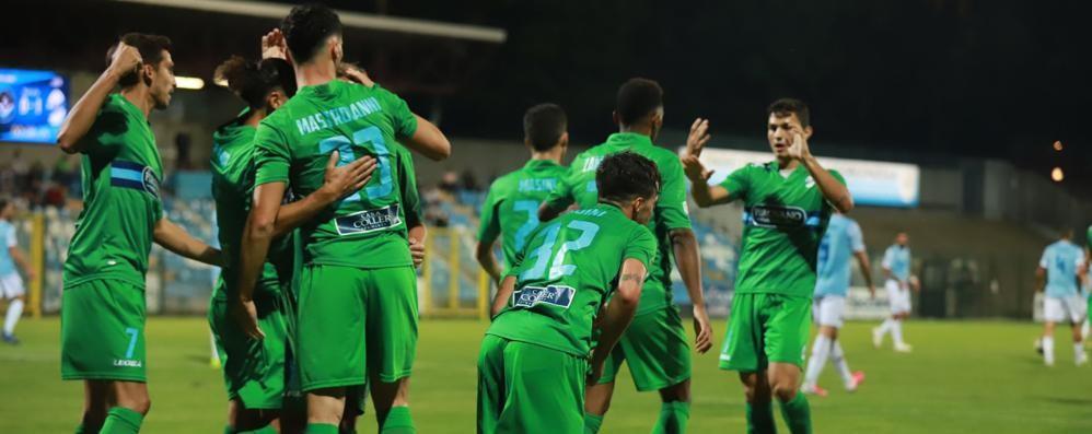 Tordini colpisce ancora  Un gol basta al Lecco