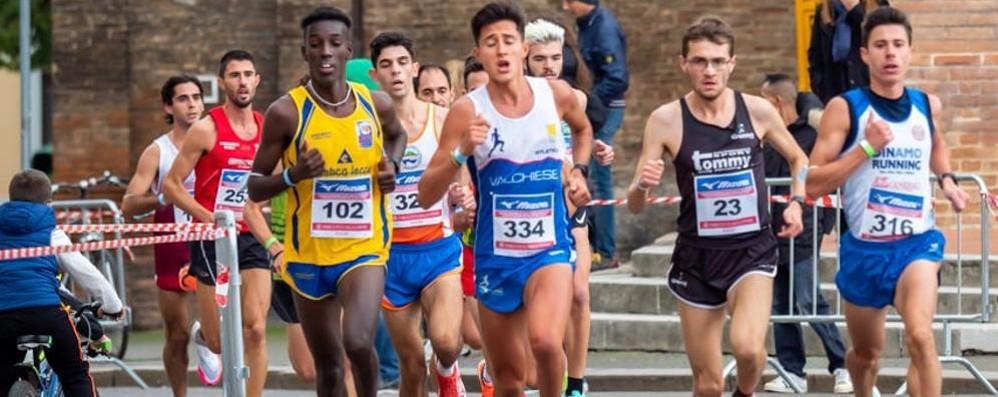 E bravo Maggi sui 10 km  Vice campione italiano junior
