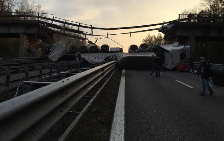 Il crollo del ponte di Annone  «Lati oscuri da chiarire»