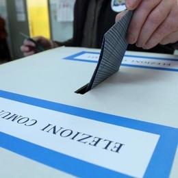 Lecco, in settantamila  chiamati alle urne  Si vota in 21 Comuni