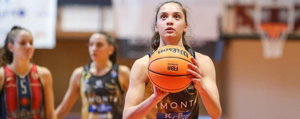 Matilde Villa è pazzesca: 38 punti  «Ma ho l'amaro in bocca per il ko»