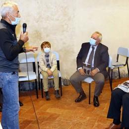 San Pietro a Civate più vicino all'Unesco  «Bene così: Avanti a testa bassa»