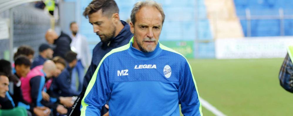 Zironelli: «Noi bravi ai punti  La loro è una grande squadra»