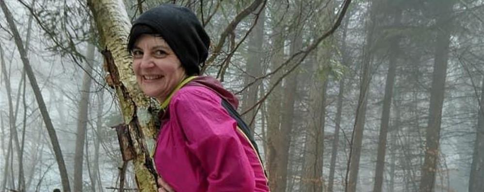Premana, ritrovato il corpo  di Anita Pinchetti