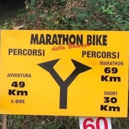 Marathon Bike della Brianza   In palio c'è la maglia tricolore