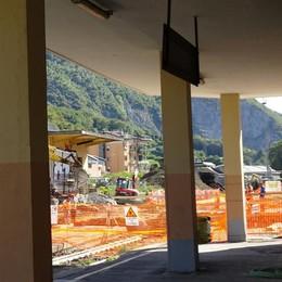 Valmadrera: cantiere in stazione e nuovo sottopassaggio. Lavori fino a dicembre